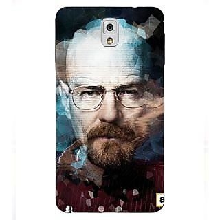 Enhance Your Phone Breaking Bad Heisenberg Back Cover Case For Samsung Galaxy Note 3 N9000 E90421