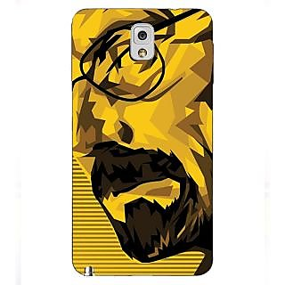 Enhance Your Phone Breaking Bad Heisenberg Back Cover Case For Samsung Galaxy Note 3 N9000 E90432