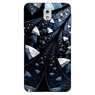 Enhance Your Phone Abstract Design Pattern Back Cover Case For Samsung Galaxy Note 3 N9000 E91523