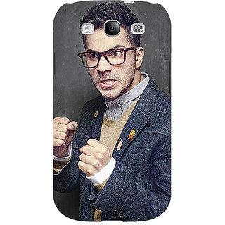 Enhance Your Phone Bollywood Superstar Varun Dhawan Back Cover Case For Samsung Galaxy Grand Duos I9082 E100906