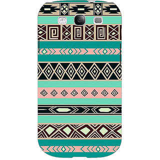 Enhance Your Phone Aztec Girly Tribal Back Cover Case For Samsung Galaxy Grand Duos I9082 E100065