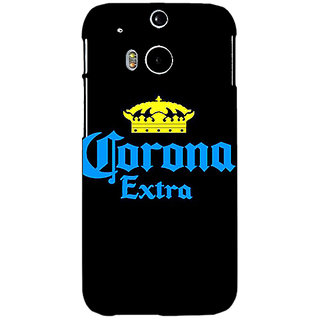 Enhance Your Phone Corona Beer Back Cover Case For HTC One M8 E141241