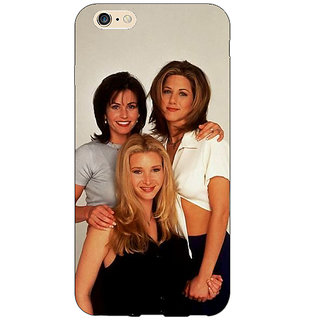 Enhance Your Phone FRIENDS Back Cover Case For Apple iPhone 6 E150447