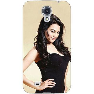 Enhance Your Phone Bollywood Superstar Sonakshi Sinha Back Cover Case For Samsung Galaxy S4 Mini I9192 E161068