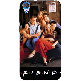 Enhance Your Phone TV Series FRIENDS Back Cover Case For HTC Desire 820Q E290346