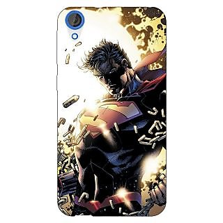 Enhance Your Phone Superheroes Superman Back Cover Case For HTC Desire 820 Dual Sim E300039