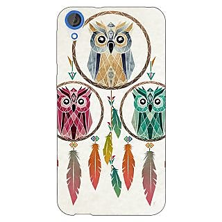 Enhance Your Phone Dream Catcher  Back Cover Case For HTC Desire 820Q E290197