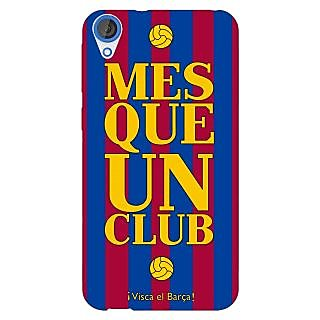 Enhance Your Phone Barcelona Back Cover Case For HTC Desire 820Q E290531