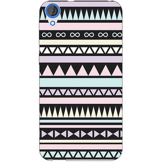 Enhance Your Phone Aztec Girly Tribal Back Cover Case For HTC Desire 820 Dual Sim E300071