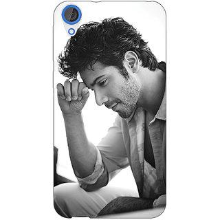 Enhance Your Phone Bollywood Superstar Varun Dhawan Back Cover Case For HTC Desire 820 Dual Sim E300962