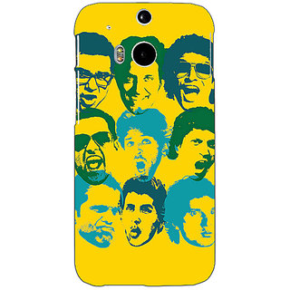 Enhance Your Phone Bollywood Superstar ZNMD Back Cover Case For HTC One M8 Eye E331099