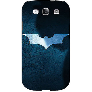 Enhance Your Phone Superheroes Batman Dark knight Back Cover Case For Samsung Galaxy S3 Neo E340003