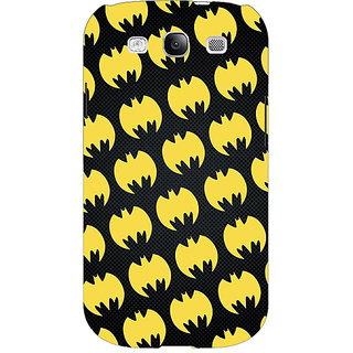 Enhance Your Phone Superheroes Batman Dark knight Back Cover Case For Samsung Galaxy S3 Neo E340012