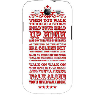 Enhance Your Phone Liverpool Back Cover Case For Samsung Galaxy S3 Neo E340551
