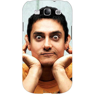Enhance Your Phone Bollywood Superstar Aamir Khan Back Cover Case For Samsung Galaxy S3 Neo E340934