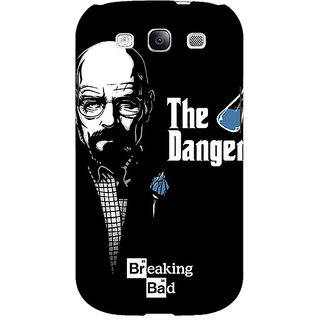 Enhance Your Phone Breaking Bad Heisenberg Back Cover Case For Samsung Galaxy S3 Neo E340406