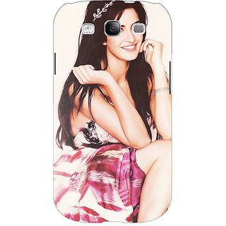 Enhance Your Phone Bollywood Superstar Katrina Kaif Back Cover Case For Samsung Galaxy S3 Neo E340979