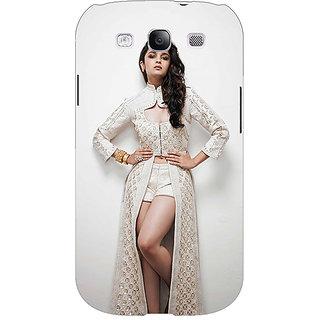 Enhance Your Phone Bollywood Superstar Alia Bhatt Back Cover Case For Samsung Galaxy S3 Neo E340983