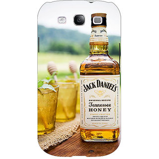 Enhance Your Phone Jack Daniels JD Whisky Back Cover Case For Samsung Galaxy S3 Neo GT- I9300I E351211