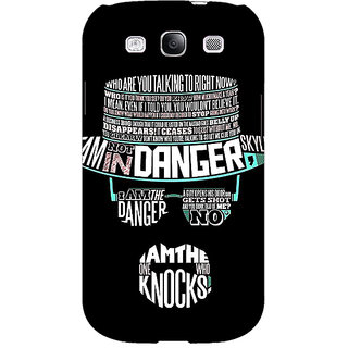 Enhance Your Phone Breaking Bad Heisenberg Back Cover Case For Samsung Galaxy S3 Neo GT- I9300I E350433