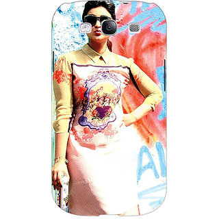 Enhance Your Phone Bollywood Superstar Parineeti Chopra Back Cover Case For Samsung Galaxy S3 Neo GT- I9300I E350978