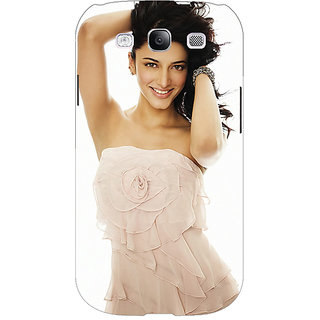 Enhance Your Phone Bollywood Superstar Shruti Hassan Back Cover Case For Samsung Galaxy S3 Neo GT- I9300I E350985