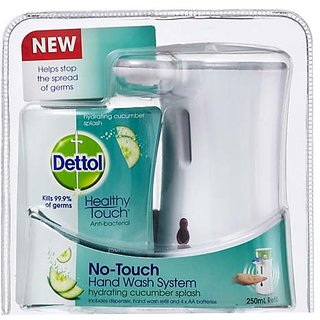 Dettol no touch Kucumber Kit