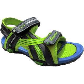 31068082854c Buy Glamour Mens Green Sandals Online - Get 51% Off