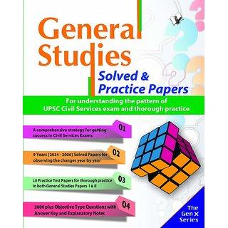 General Studies Solved  Practice Paper