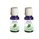 Basil Essential Oil From Sugandhim 100% Pure & Natural(Double)