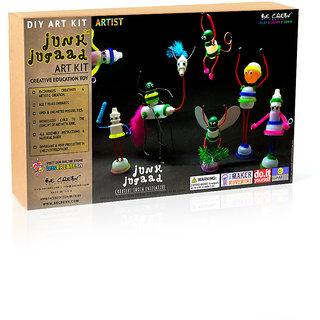 Junk Jugaad Artist DIY Kit