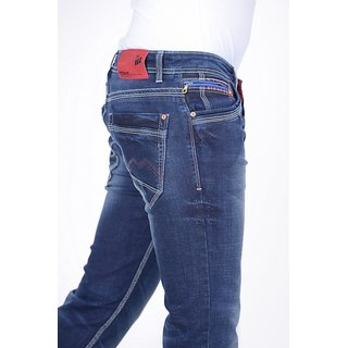 Mokajean Slim Fit Mens Jeans