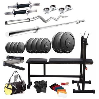 Total Gym Home Gym With Accessories
