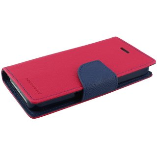 Mercury Diary Wallet Style Flip Cover Case for  Sony Xperia L S36H
