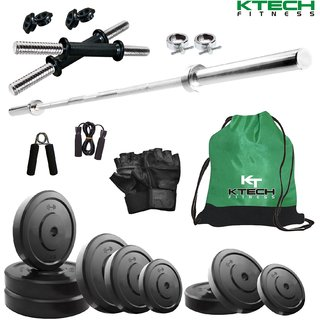 KTECH 10KG COMBO 9 HOME GYM
