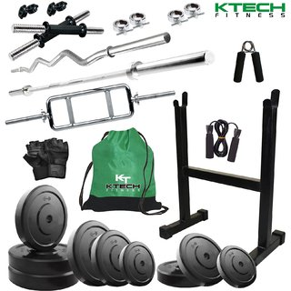 KTECH 72KG COMBO 12 HOME GYM