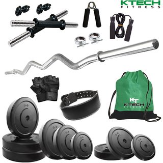 KTECH 35KG COMBO 23 HOME GYM