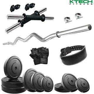 KTECH 22KG COMBO 24-WB HOME GYM