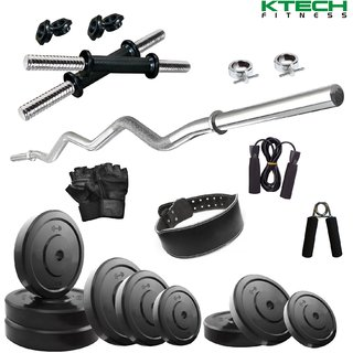 KTECH 68KG COMBO 23-WB HOME GYM
