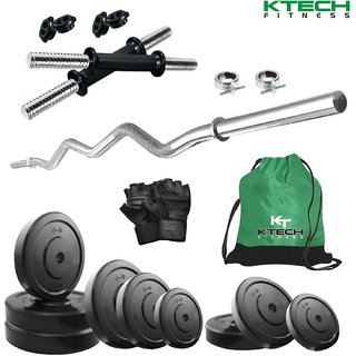 KTECH 38KG COMBO 4 HOME GYM