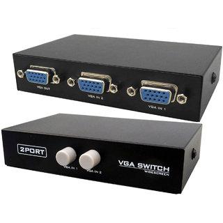 VGA Switch 2 Port