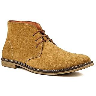 De Scalzo Mens  Beige Casual Shoes - 88682662