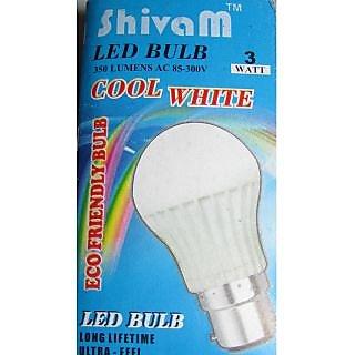 Shivam Led Bulb 3 Watt