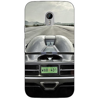 Enhance Your Phone Super Car Koenigsegg Back Cover Case For Moto G3 E670637