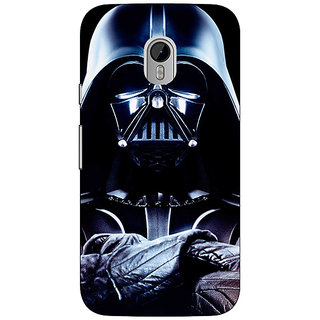 Enhance Your Phone Star Wars Darth Vader Back Cover Case For Moto G3 E670875
