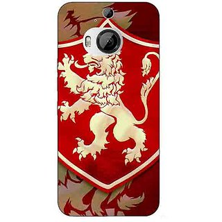 Enhance Your Phone Game Of Thrones GOT House Lannister  Back Cover Case For HTC M9 Plus E680161