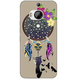 Enhance Your Phone Dream Catcher  Back Cover Case For HTC M9 Plus E680196
