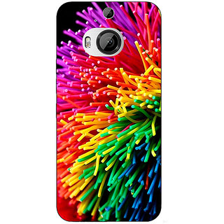 Enhance Your Phone Colour Bomb Back Cover Case For HTC M9 Plus E680801