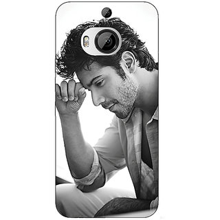 Enhance Your Phone Bollywood Superstar Varun Dhawan Back Cover Case For HTC M9 Plus E680962
