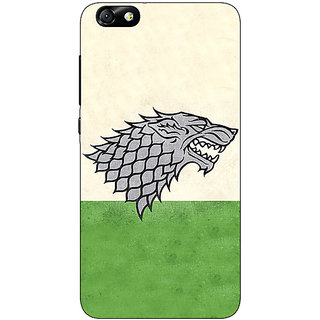 Enhance Your Phone Game Of Thrones GOT House Stark  Back Cover Case For Huwaei Honor 4X
